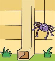 Isty Bitsy Spider